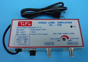 VDO LINE AMP